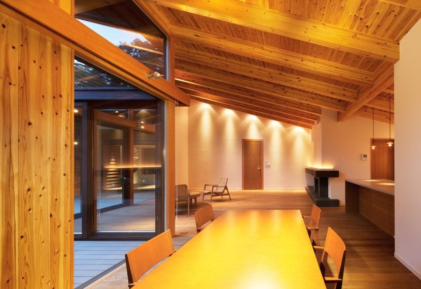 建築家:高橋昌宏「N山荘」