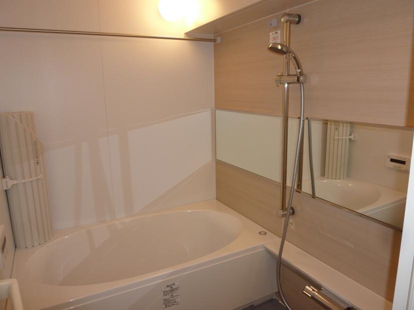 赤坂モダンリノベーションの部屋 バスルーム