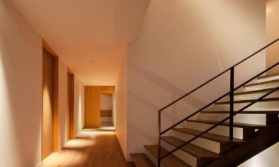 N山荘 (廊下)