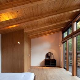 N山荘 (ベッドルーム)