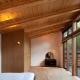 ベッドルーム (N山荘)