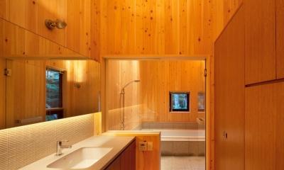N山荘 (浴室)
