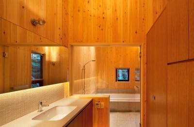 浴室 (N山荘)