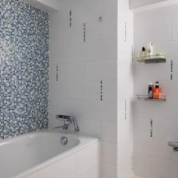 広尾H邸 (浴室)