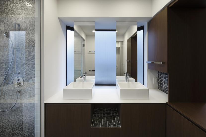 初台レジデンスの部屋 洗面室01