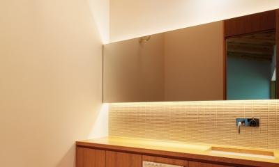 トイレ1|N山荘