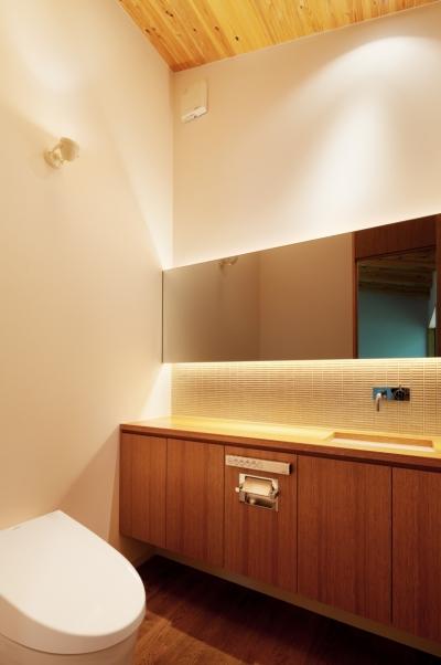 トイレ1 (N山荘)