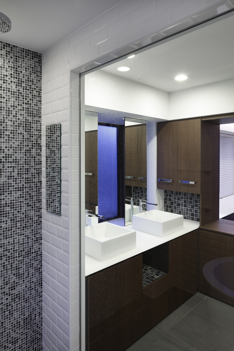 初台レジデンスの部屋 バスルーム