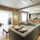鹿内 健の住宅事例「碑文谷・時層の家」