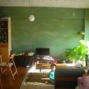 山岸綾の住宅事例「Green Wall」