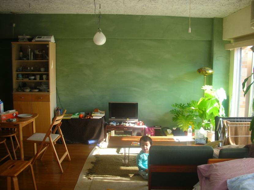 建築家:山岸綾「Green Wall」