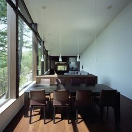 軽井沢・Sundial house