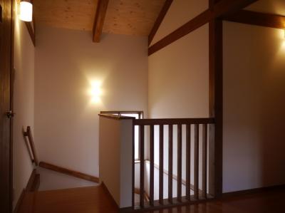 高槻の家2 (階段)