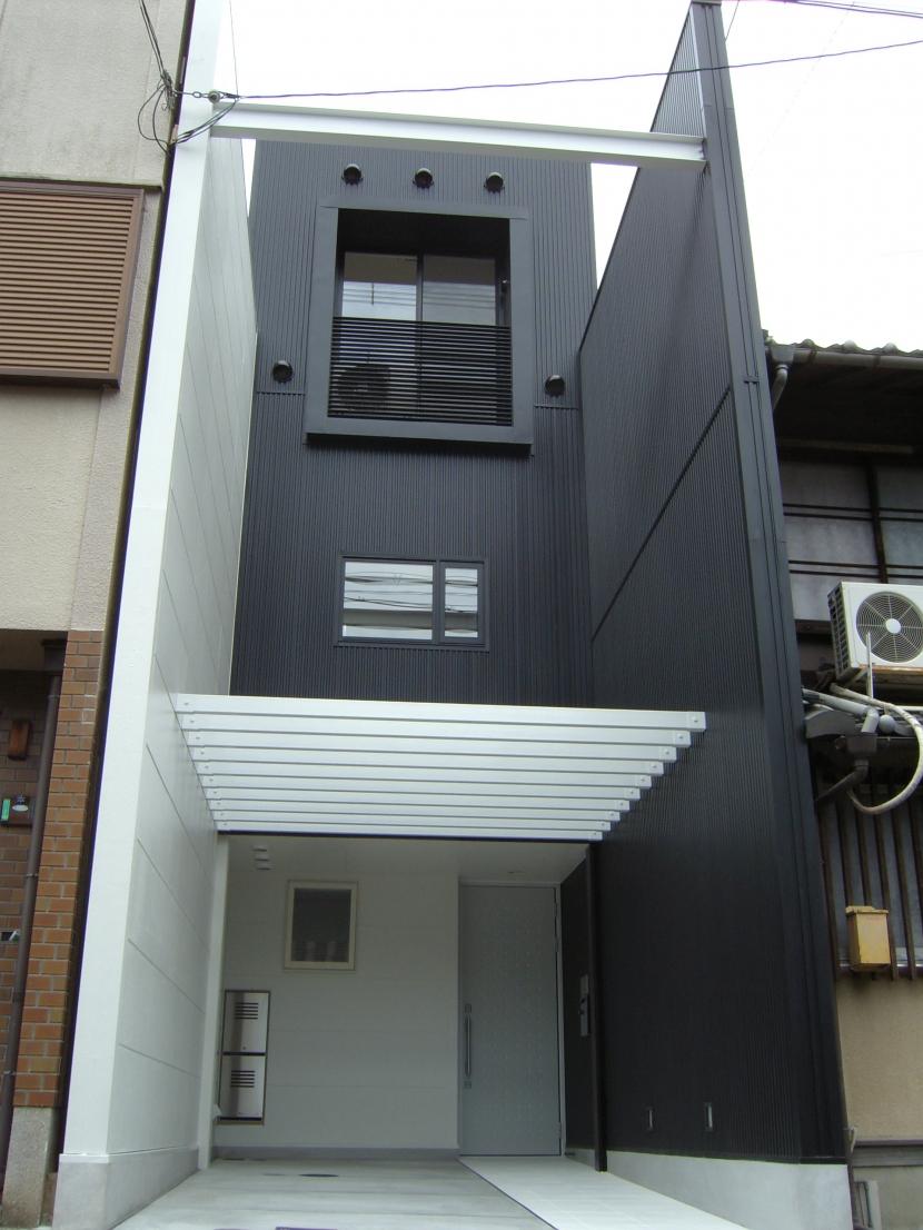 京町屋の家