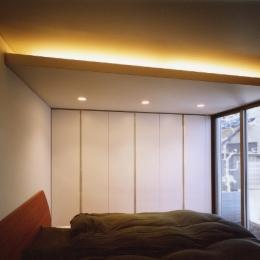 菱形の家 (寝室)