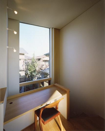 建築家:西島正樹「菱形の家」