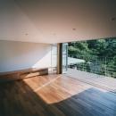 西島正樹の住宅事例「森を望む家」