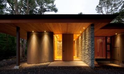玄関1|RW山荘
