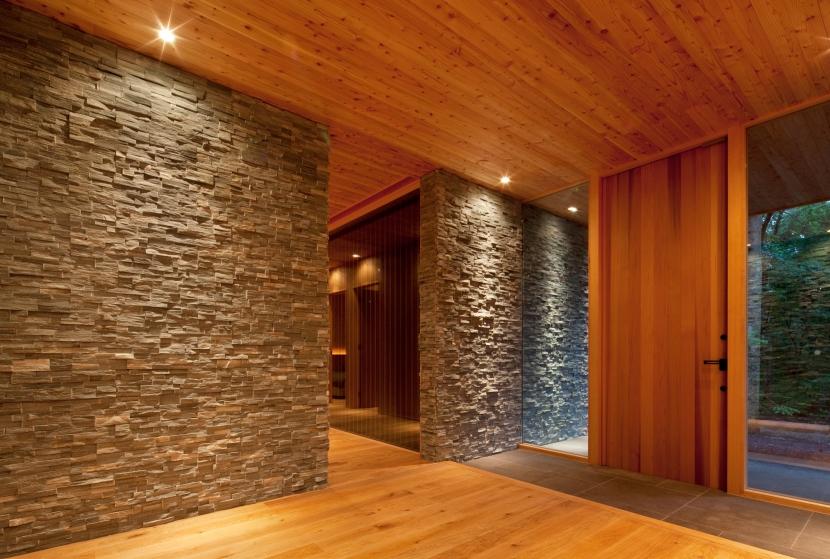 RW山荘の部屋 玄関2
