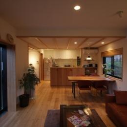 秋谷育ちの二人の家