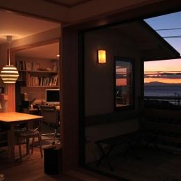 海と暮す家