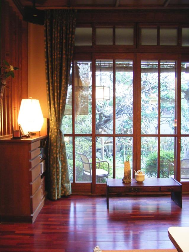 昭和の匂い・懐かしさを引継ぐ(木造リフォーム)の部屋 自邸 川崎