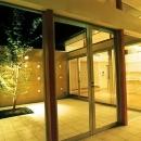 三浦尚人の住宅事例「中庭のある平屋住宅」
