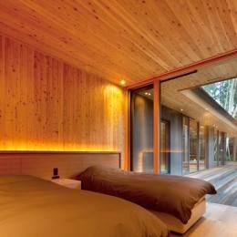 ベッドルーム2 (RW山荘)