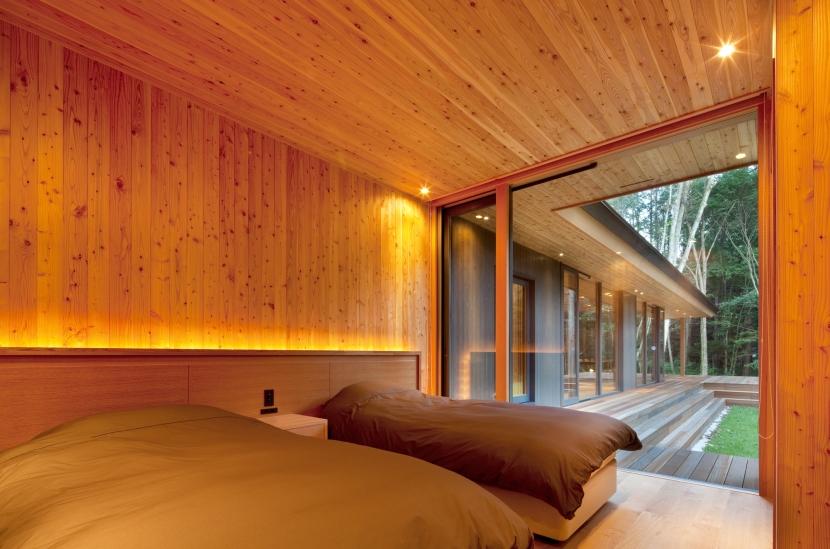 RW山荘の部屋 ベッドルーム2