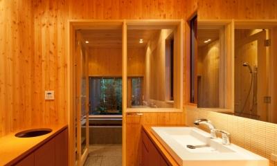 RW山荘 (浴室1)