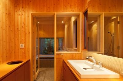 浴室1 (RW山荘)