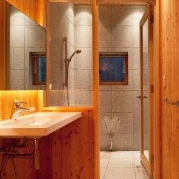 RW山荘 (浴室2)