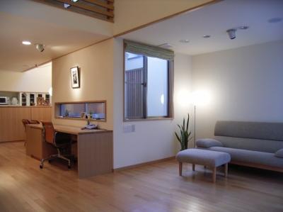 ST邸 横浜 (敷地26坪・建坪27坪で豊かに暮らす)