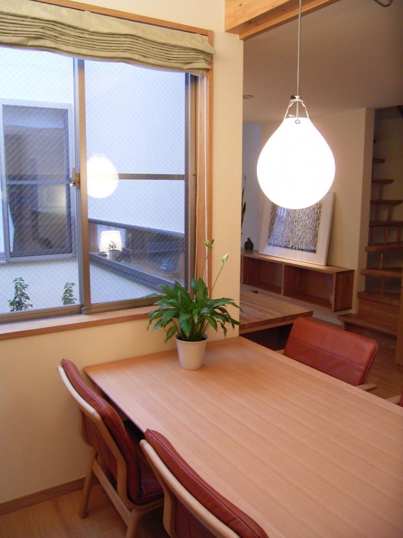 敷地26坪・建坪27坪で豊かに暮らすの部屋 ST邸 横浜