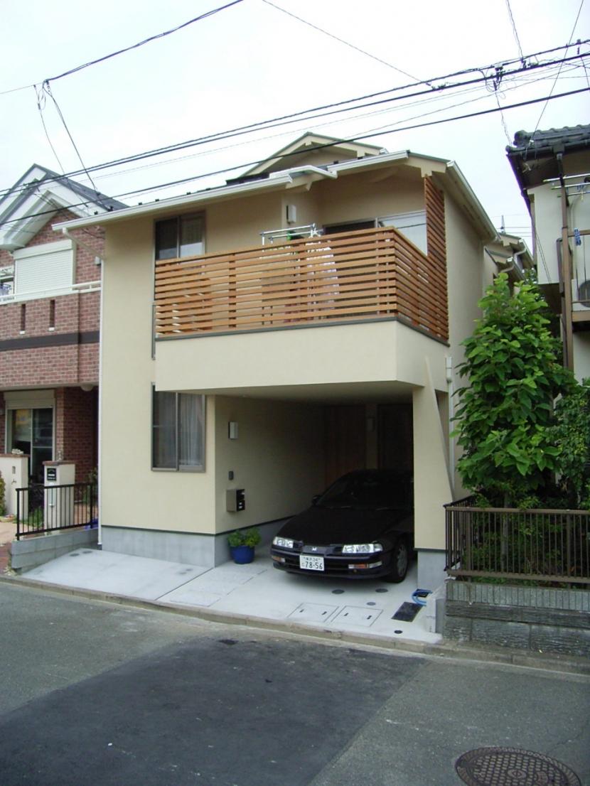 敷地26坪・建坪27坪で豊かに暮らすの写真 ST邸 横浜