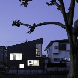 KSS (外観(夜景))