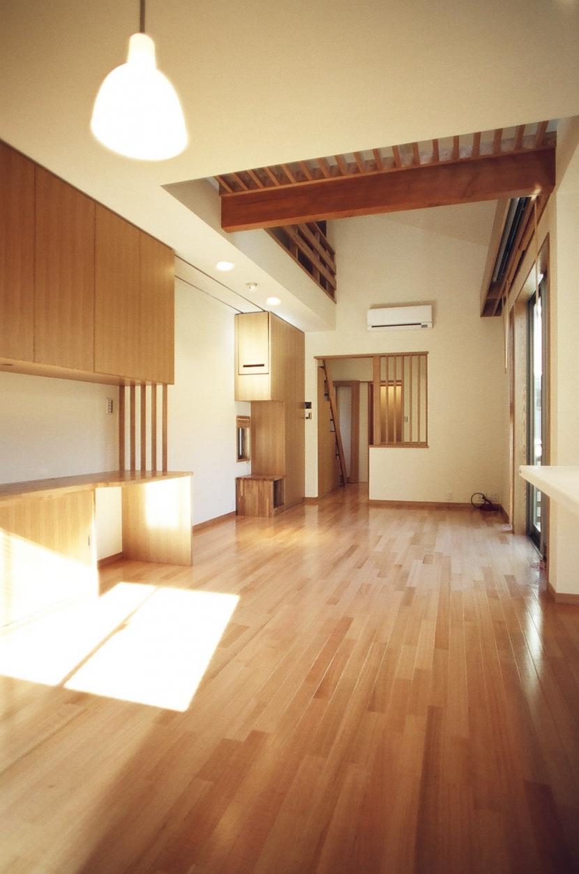 敷地30坪・建坪30坪で豊かに暮らすの部屋 NH邸 横浜