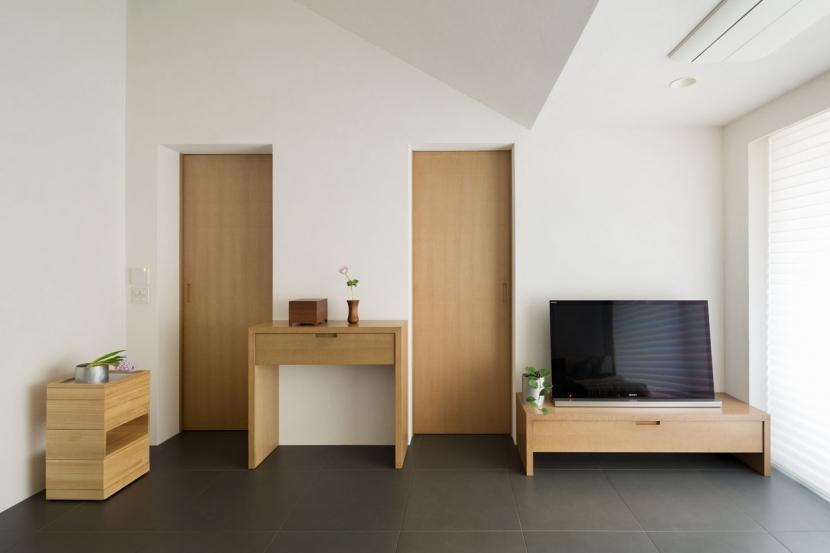 taura house (リビング)
