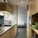 関 洋の住宅事例「taura house」