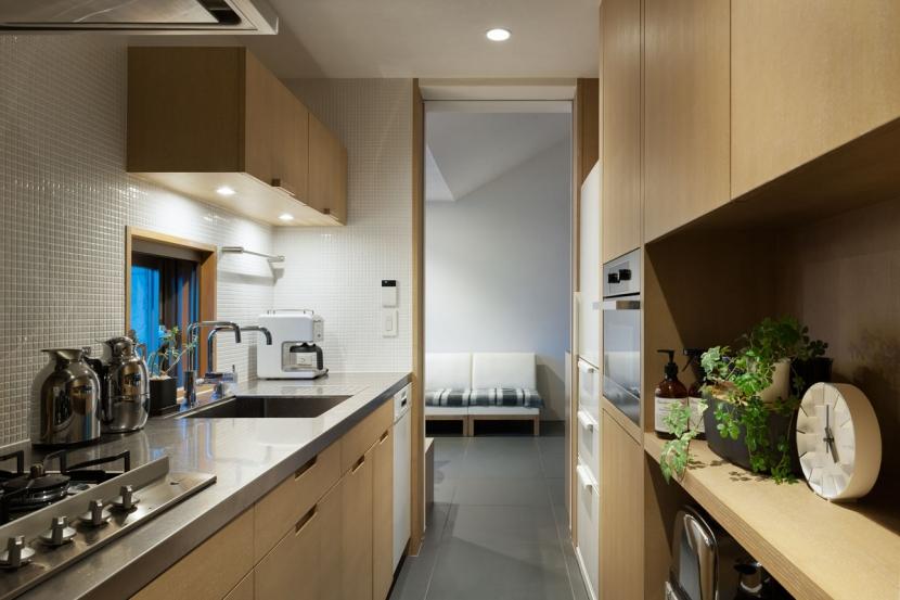 taura house (キッチン)
