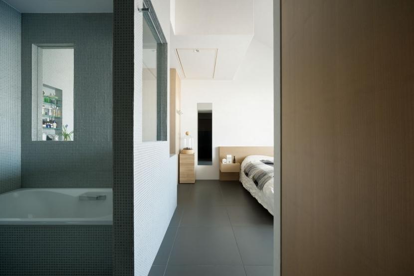 taura houseの部屋 廊下