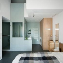 taura house (寝室)