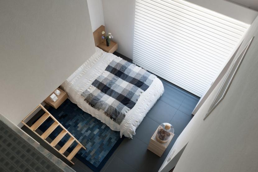 taura houseの部屋 寝室
