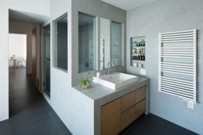洗面室 (taura house)