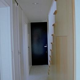 借景を取り込む家