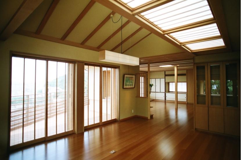 建築家:渡辺貞明建築設計事務所「現代の暮しと数寄屋の意匠」