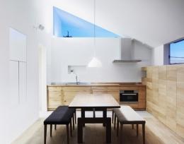 丘の家 (キッチン)
