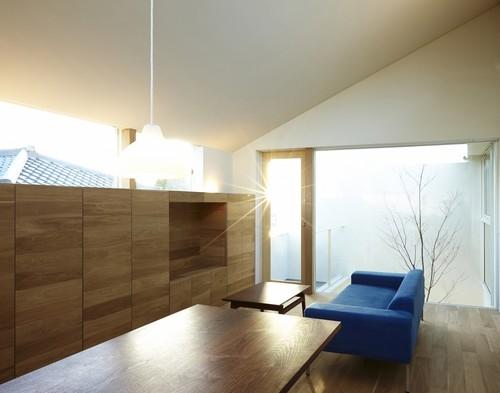 建築家:横井 努「丘の家」
