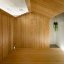 岩橋 翼の住宅事例「通りの小屋」