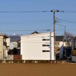 清瀬・清爽の家-遠景